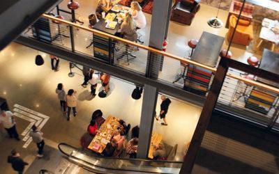 Are Food Halls the New Food Trucks?