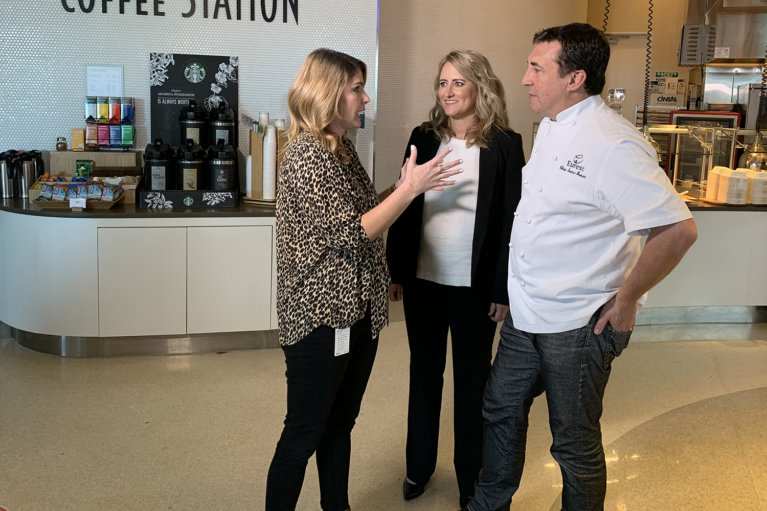 Chef and RDs Collaborate