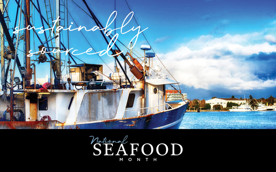 National Seafood Month 2020