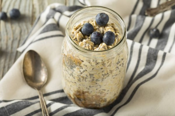 Overnight Oats Parfait
