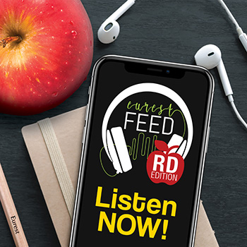 Episode 10: The Eurest Feed with our RDs: Intuitive Eating